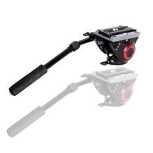 A SHANKS FH2 8กิโลกรัมโหลดหัวของเหลวสำหรับMonopodติดตามเลื่อนวิดีโอDSLRกล้อง