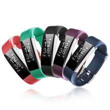 115plus smart bracelet fitness heart rate monitor blood pressure pedometer sports men and women smart watches for IOS Android недорого