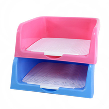 Indoor Large Pet Dog Toilet Cats Training Clean Fence Small Dogs Dray Chien Ramasseur Clear Up Toilettes Health Supplies 90Z1965