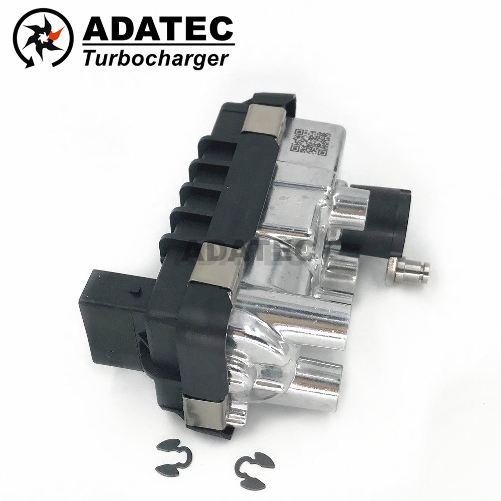 New 757779 30757080 Turbo Charger Electronic Actuator G-26 G026 763797 6NW009543 For Volvo S80 II 2.4 D5 136 Kw - 185 HP I5D P2