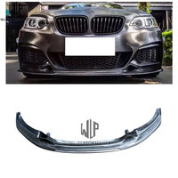 For BMW 2 series f22 M235i retrofit car body kit the BMW F22 M235i EXOT carbon fiber front lip carbon fiber front shovel 2014 UP
