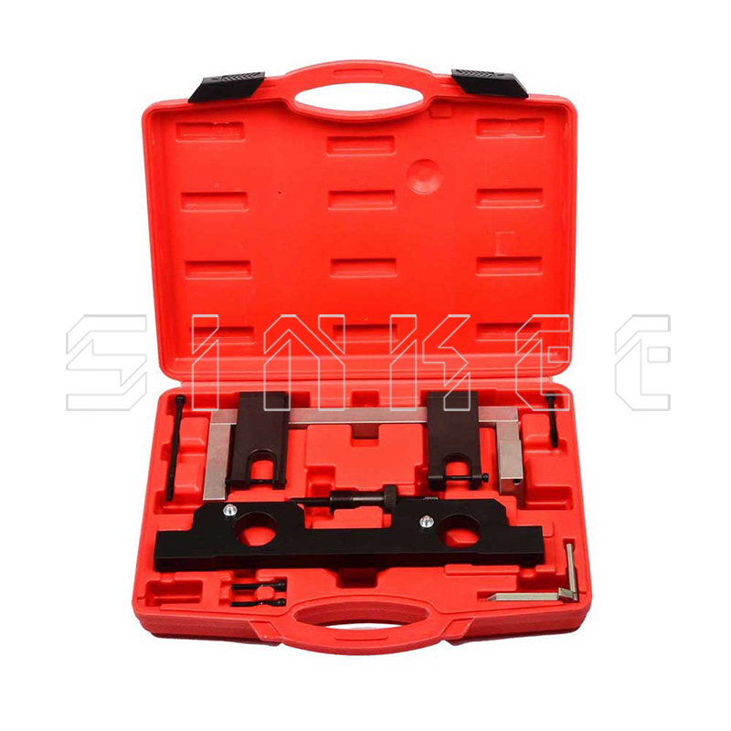 цена на For BMW N20/N26 4 Cylinder Turbo Vanos Cam Camshaft Alignment Engine Timing Locking Master Tool Kit SK1061