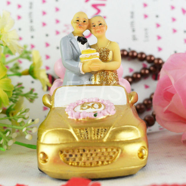 Feis 2015 Hot Sale Real Wedding Decoration Favor Groom And Bride for ...