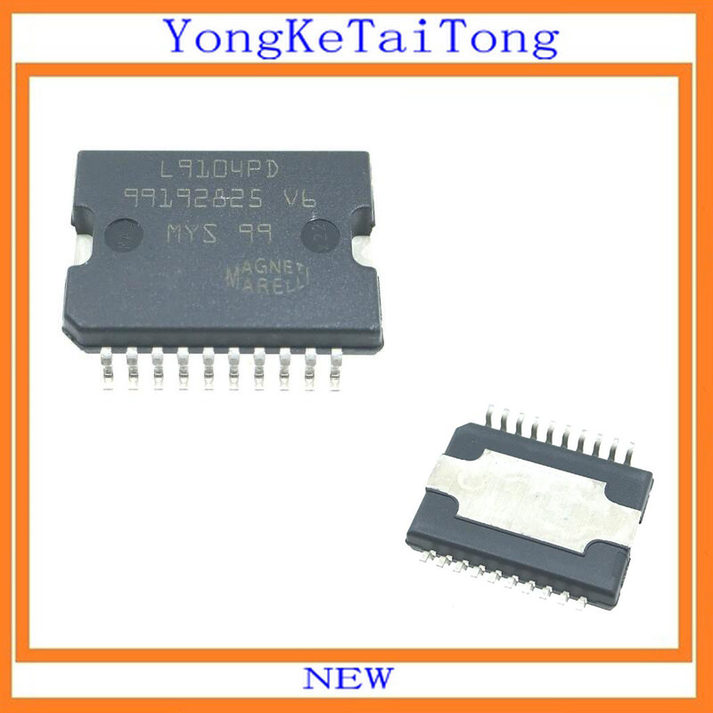 5PCS 10PCS lot L9104PD L9104 9104 MAR9104PD 9104PD HSOP20 in Integrated Circuits from Electronic Components Supplies