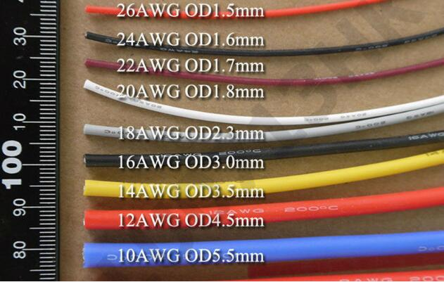 Aliexpress buy 17 awg flexible silicone wire rc cable 17awg 17 awg flexible silicone wire rc cable 17awg 210008ts outer diameter 30mm keyboard keysfo Image collections