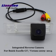 Liandlee For Buick For Excelle GT / Verano 2009~2014 Car Rear View Backup Parking Camera Rearview Reverse Camera / SONY CCD HD цены