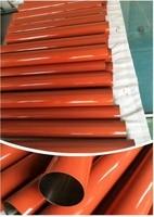 Qualidade de importação para Ricoh MPC4501 MPC5501 fusor filme de Metal dentro para Ricoh MPC 3501 4501 5501 fuser film fixação mpc3501 filme