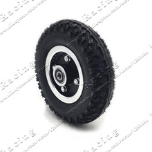 Tire and Inner Tube 200X50 Full Wheels Size 8X2 Tyre for Electric Scooter Wheel Chair Truck Pneumatic Trolley Cart