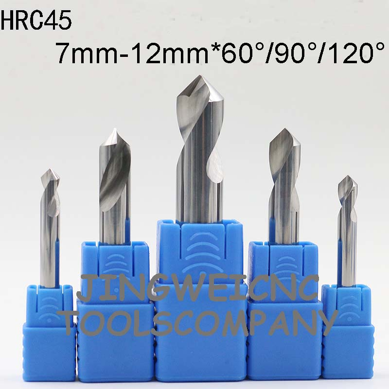 HRC 45 Tungsten Carbide NC Spot Drill countersink drill bit 7mm 8mm 9mm 10mm 12mm with 60 90 120degree рубашка wrangler wrangler wr224emqtn87 page 8