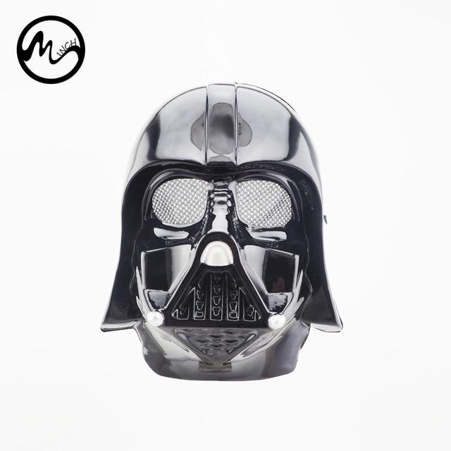 Minch Full Face Mask Darth Vader Masks Masquerade Helmet Halloween Party Cosplay Costume