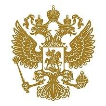 11,5*11,5 см российский Орел, декоративные наклейки, герб России, металлический стикер для кузова автомобиля