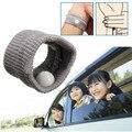 1 PC Anti Nausea Wristbands Car Anti Nausea Sickness Reusable Motion Sea Sick Travel Wrist Bands Free Shipping