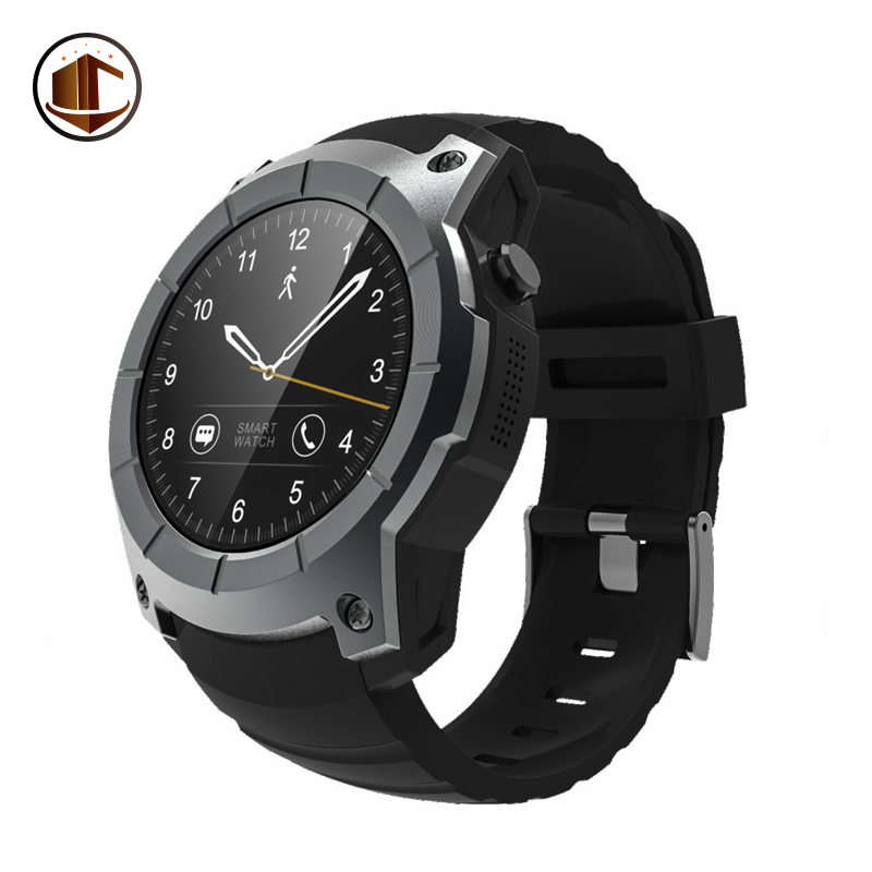 S958 GPS Sport Smart Watch Hot Sale Smart Watch with Heart Rate Monitor Call Reminder Intelligent Sport Smart watch gft d09 smart watches wifi gps sport wrist watch for healthy with heart rate monitor music smart watch smart camera watch