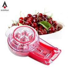 Wulekue ABS AAS Kirschentkerner Entferner Maschine Rote Datteln Oliven Kern Corer Obst Gemüse Werkzeuge
