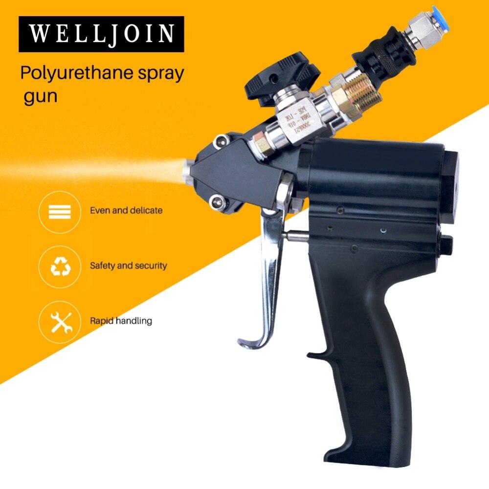 Полиуретановая ПУ пена распылительная пушка P2 воздушная продувка распылительная пушка