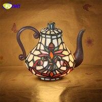 Фумат светодио дный светодиодный ночник светодио дный чайник светодиодный настольная лампа украшение свет Гостиная прикроватная кухня ст