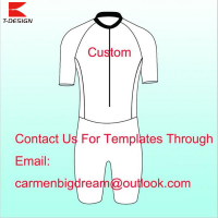 2016 Custom Short Sleeve Cycling Skinsuit Customized Bicycle Skinsuit 100 Lycra
