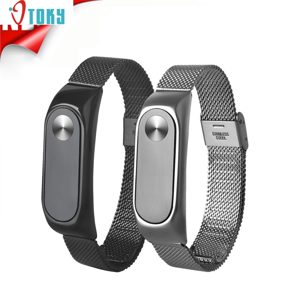Fashion Lightweight Stainless Steel Smart Wrist Watch Strap For Xiaomi Miband 2 H30 AUG28 2018 Dropshipping heating element for lx h r sereis h30 r1 h30 r2 h30 r3