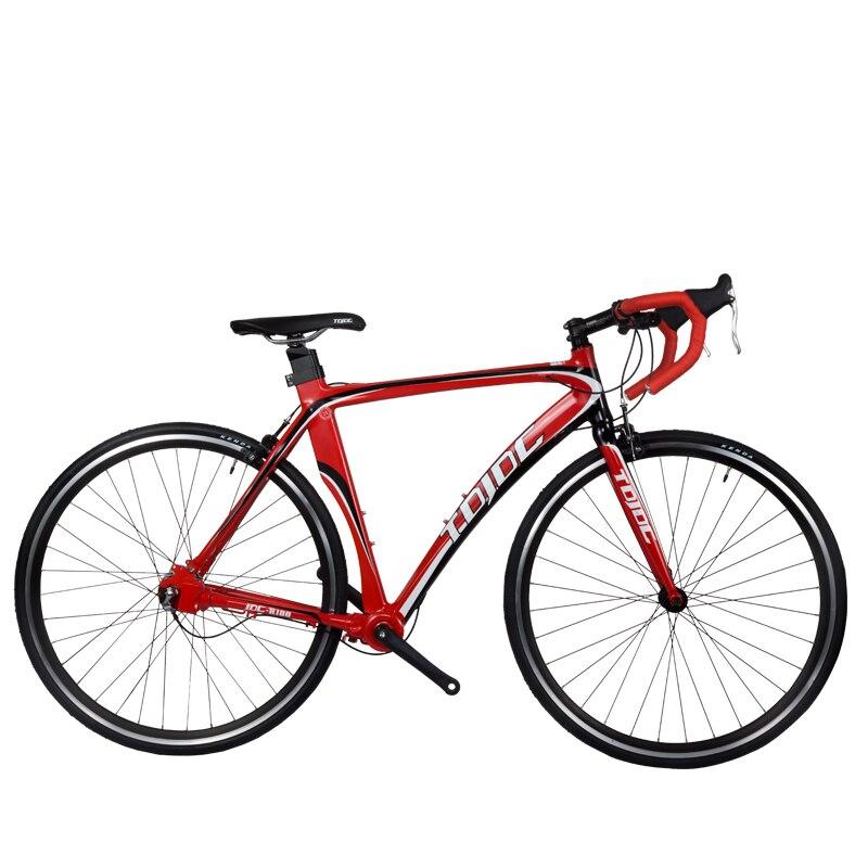 JDC-R100, vélo de route professionnel 700C pour hommes et femmes, vélo étudiant, entraînement par arbre de haute précision, sans chaîne, intérieur à 3 vitesses