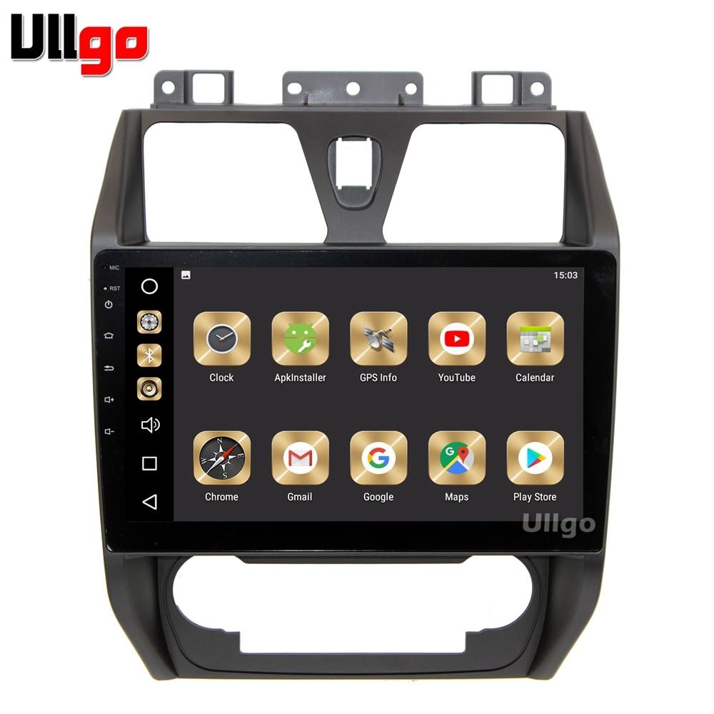 9 ''RAM 4g + ROM 32g Android 8.0 GPS del DVD Dell'automobile per Geely Emgrand EC7 2008 + autoradio Unità di Testa GPS con Radio RDS BT Mirrorlink Wifi