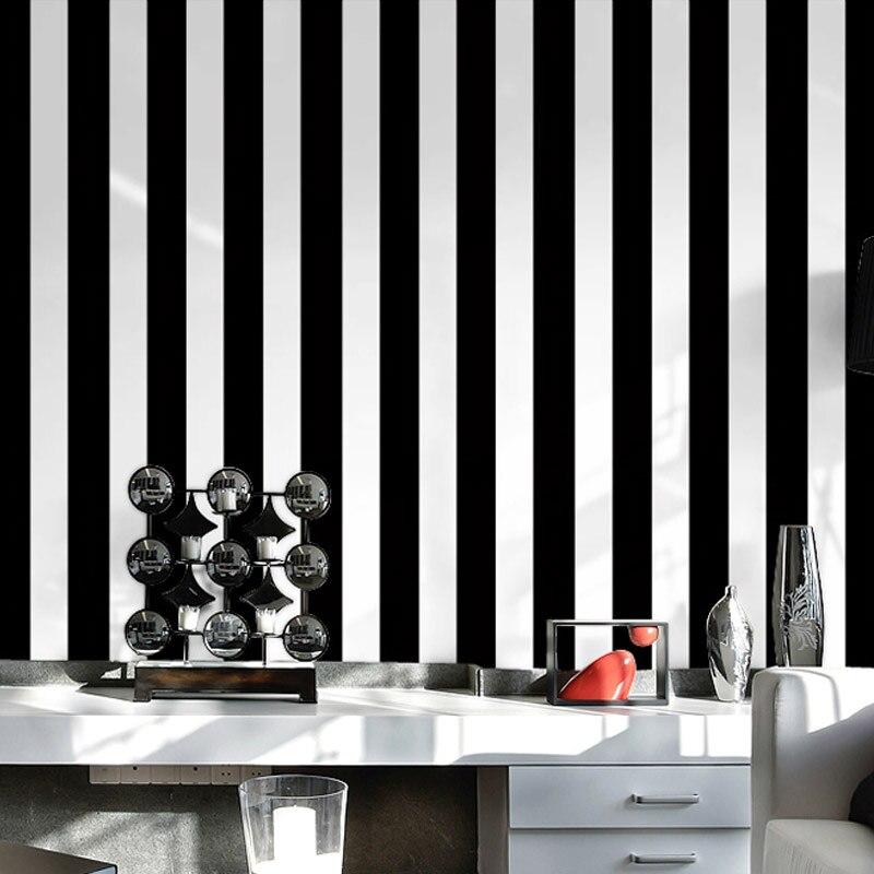 Papel pintado blanco y negro geometric shapes mural black - Papel pintado blanco y plata ...