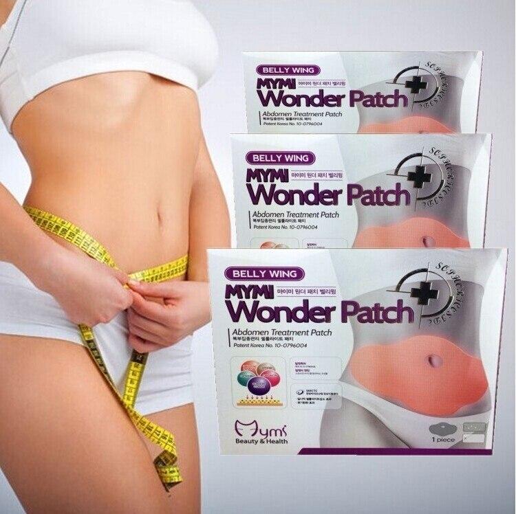 Патчи для похудения WonderPatch в Омске