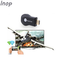 AnyCast M2 Artı Airplay 1080 P Kablosuz WiFi Ekran TV Dongle Alıcı HDMI için windows/iOS/Andriod TV sopa DLNA Miracast