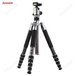 WeiFeng HJ-C285 Tripod carbon fiber SLR camera Tripod travel photography camera bracket photographic equipment CD50 T02
