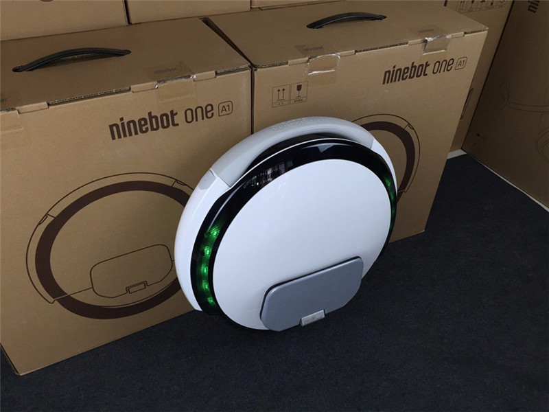 Real Photo of Ninebot One A1 (9)