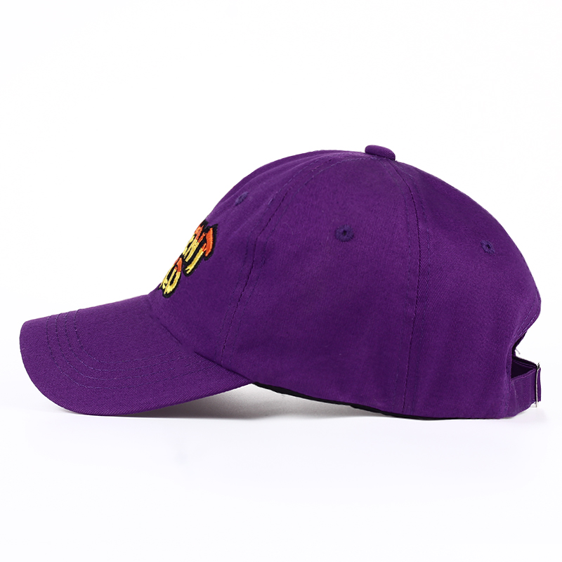 HTB1XuVJSVXXXXaCapXXq6xXFXXX7 - VORON new Purple Multi Color A Different World Dad Cap men women Cotton baseball cap Bone Snapback Trucker Hat