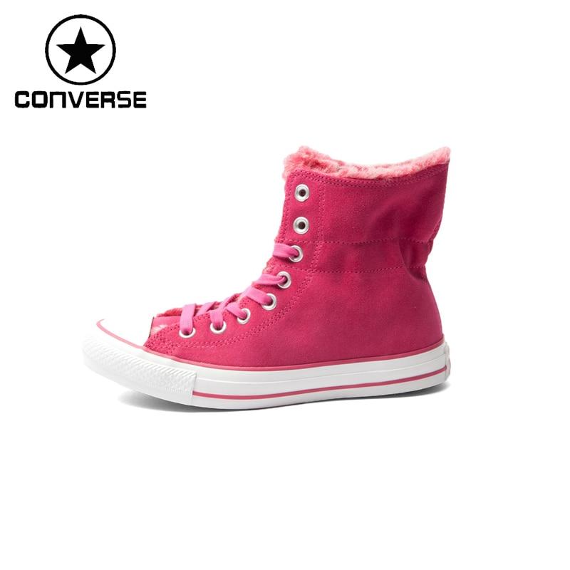 ФОТО Original CONVERSE Women's Skateboarding Shoes Sneakers