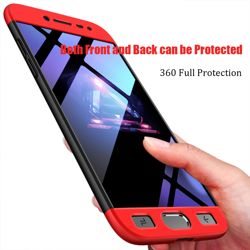 721f4c029e6 Hard Armor Case For Samsung Galaxy J3 J5 J7 Pro 2017 J6 J4 J8 Plus ...