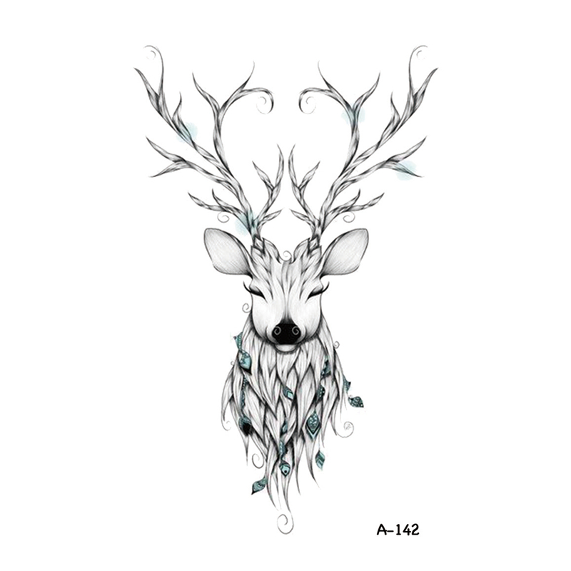 NOVO Vruće dizajn Privremena tetovaža za odrasle Vodootporna Tatoo - Tetovaže i tjelesna umjetnost - Foto 6