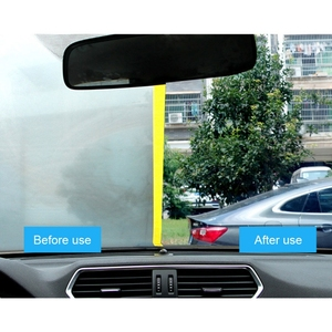 Image 3 - 2019 100ML Car Anti Fog Spray Eyeglass Lens Cleaner Windshield Mirror Glass Motorcycle Helmet Anti Fog Agent