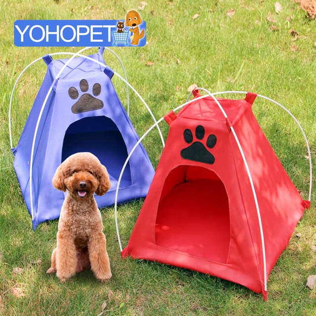 portable house for dogs folding tent for dogs pet tent Waterproof pet outdoor products dog cages & portable house for dogs folding tent for dogs pet tent Waterproof ...