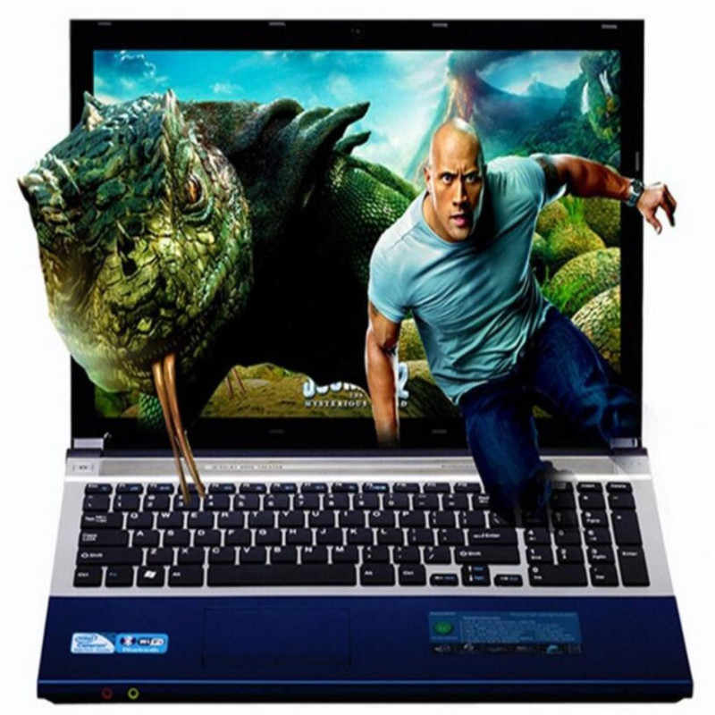 8G RAM DDR3 + 240G SSD + 1000GB HDD 15.6inch LED Intel Core i7 CPU Laptop windows 7/10 Sổ Tay có DVD-RW Tích Hợp WIFI Bluetooth