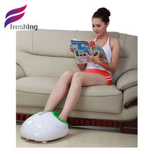 FRESHING Electric Foot Massager Egg Shape Foot Massage Machine for Health Care,Personal Comfy Kneading Shiatsu Foot Spa Masseuse