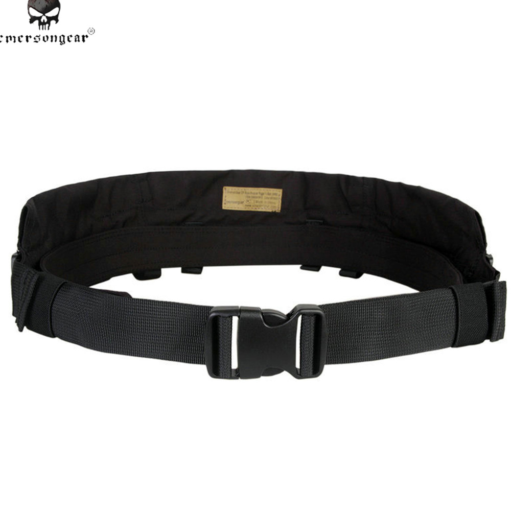EmersonGear CP Style Modular Rigger's Belt Tactical 500D Nylon Girdle Men's Molle Camouflage Waist Belt Airsoft Gear EM9341 belt cp v2 metal