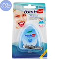 5Packs Dental floss 50m oral flosser Interdental Brush Teeth Stick Toothpicks Toothbrush