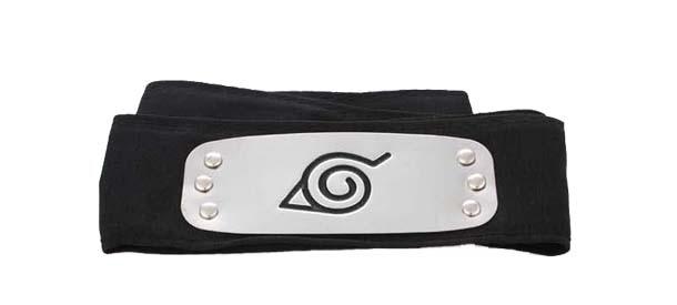 Naruto Headband Symbol