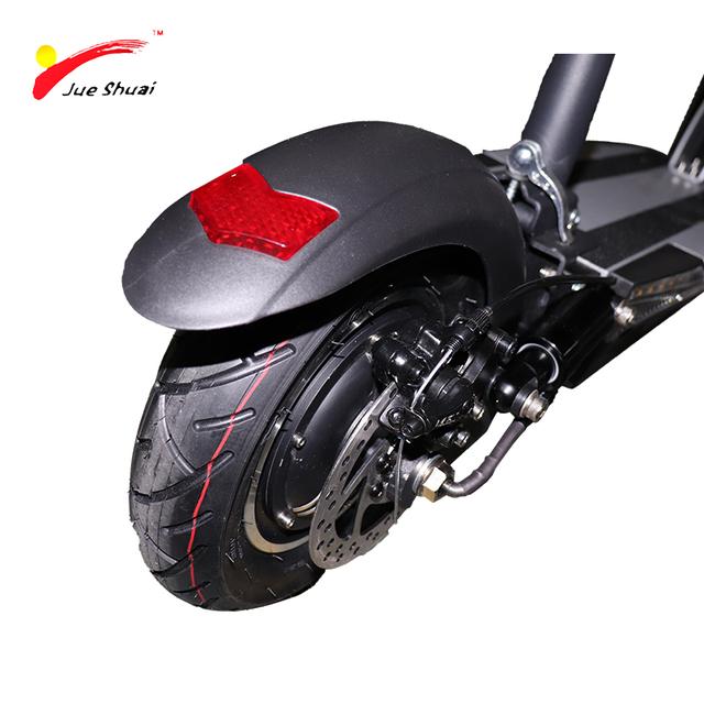 Scooter Eléctrico 11 pulgadas carretera adultos plegable impermeable Samsung