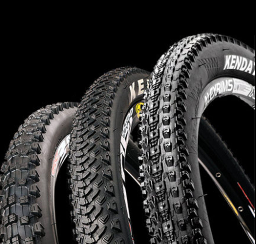 KENDA MTB Folding Ultra Light tire bicycle inner and outer tires <font><b>24</b></font> 26 27.5 29 inches 1.95 2.125 mountain tires image