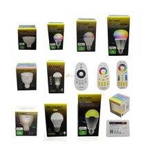 Milight 2.4G Led Bulb MR16 GU10 E14 E27 Led Lamp 4W 5W 6W 9W