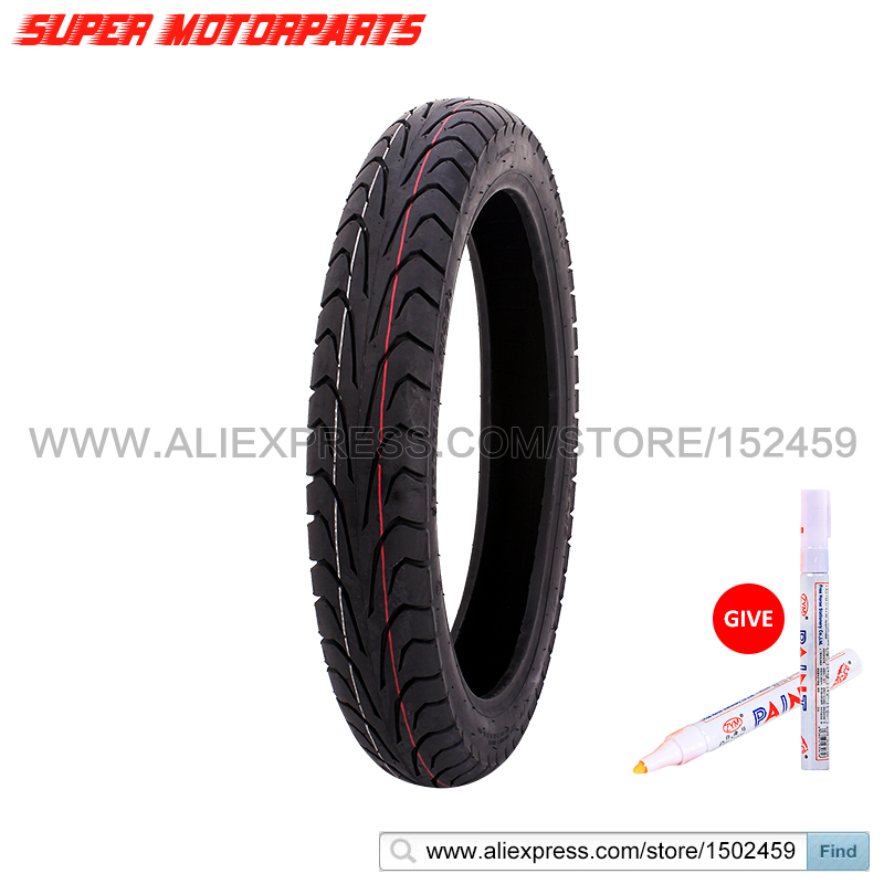 100/90-19 Motorcycle Tire For Honda STEED For YAMAHA Drag Star Vacuum Front Tire 100*90*19 FREE MARKER