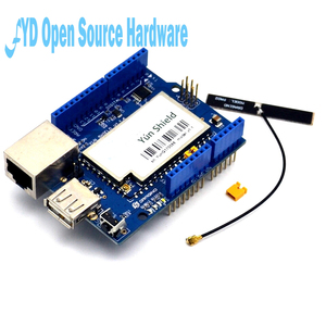Image 1 - 1pcs Yun Scudo V1.6 Linux WiFi Ethernet USB Progetto per arduino