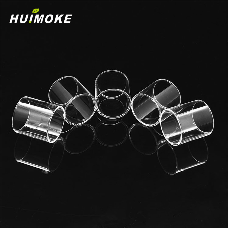 E-cigarette Glass Tube Replacement High Quality For Original Digiflavor Siren 2 II V2 MTL GTA 22mm/24mm Atomizer
