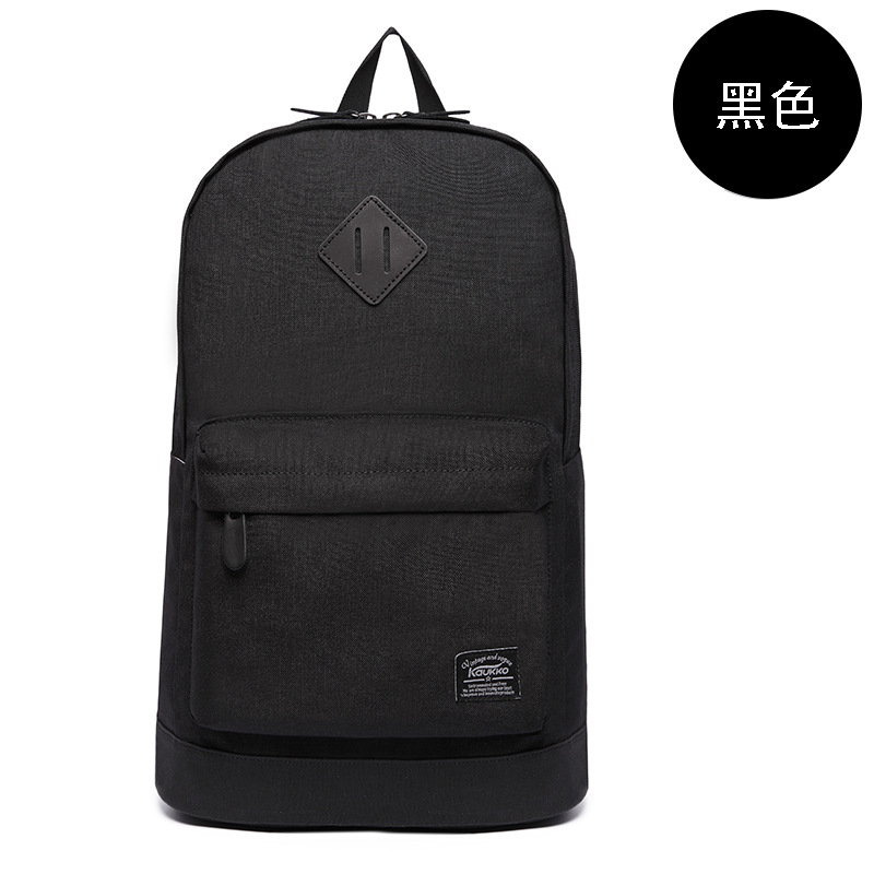 Black Grey Knapsack Kanken Mochila Backpack Men School Bags Female Travel Bag College Student 14 Inch Notebook Computer Bolsa men canvas 15 inch notebook backpack multi function travel daypack computer laptop bag male vintage school bags retro knapsack