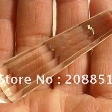 12 Сторон натуральный очень прозрачный кварцевый кристалл двойные палочки AAA