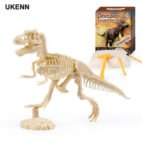 Dinosaur Excavation Archaeology Fossil Discover Science Toys Gifts for Kids