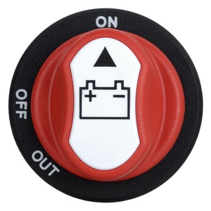 Image 5 - Jtron Carstyling On/Off Car Battery Switch MAX 50V 50A CONT 75A INT use cars/off road vehicle/truck battery disconnect switch